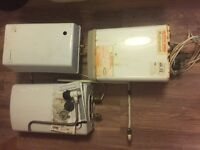 Water Heaters For Spares and Repairs x 3