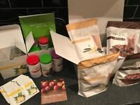 Weight loss. Juice plus package