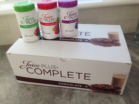 UNOPENED chocolate juice plus x6 and full set of unopened premium capsules. SAVE £100