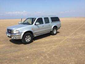 Low Mileage Ford Ranger XLT