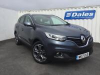 Renault Kadjar 1.5 dCi Dynamique S Nav 5dr (titanium grey) 2017