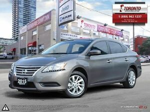 2015 Nissan Sentra ***1.8***FRESH TRADE IN***