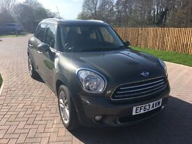Mini Countryman, 1.6 Cooper D, Business Edition - For Sale