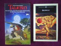 Clasic Books - Beowulf & Taliesin