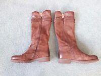 Jones Bootmaker Ladies Stephy Knee-High Boots size 4