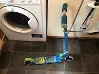 Children's monster inc scooter