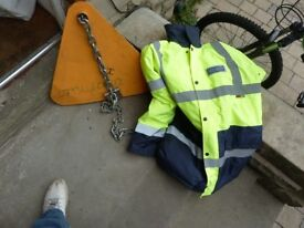 London Triangle Clamp & Security Jacket