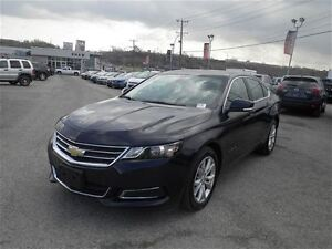 2016 Chevrolet Impala 2LT | Leather/Cloth | Remote Start | Touch