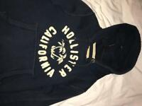 Hollister hoodie Navy - Small