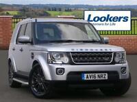 Land Rover Discovery SDV6 GRAPHITE (silver) 2016-03-30