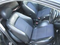 Ford Focus ST170 Half Leather Front & Rear Seats