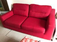 3 Seater settee,Armchair and Footstool