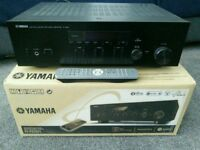 Yamaha R N301 networked hi fi stereo receiver amplifier