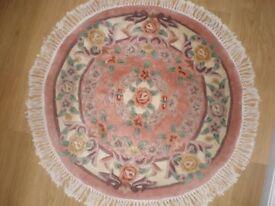 Oriental Patterned Rug