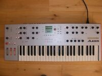 Alesis Ion synthesizer in very good condition. Collection in person from my home only. Cash only.