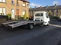 Vauxhall movano recovery truck