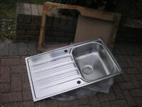 Franke Kitchen Sink 86 x 51 x17 cm New