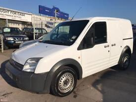 2007 07 FORD TRANSIT CONNECT 1.8 TDCI CHEAP BARGAIN VAN READY TO GO WITH NEW MOT PERFECT DRIVE