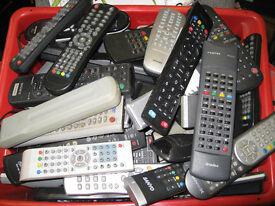 TELEVSION/VIDEO REMOTES 100
