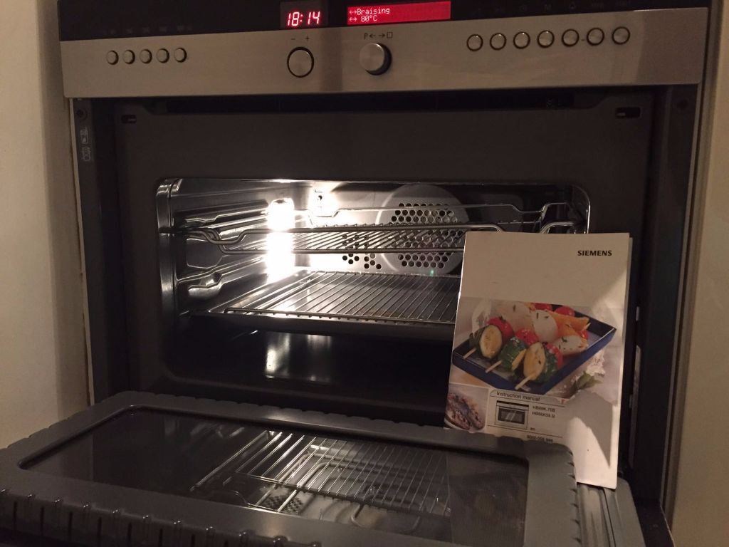 Siemens Combi Oven Microwave - Working condition | in Greenwich ...