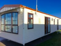 Cheap 2 bed Luxury static caravan & FREE 2018,19&20 SITE FEES AT Seawick clacton essex suffolk kent