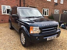 Land Rover Discovery 3 XS 2009