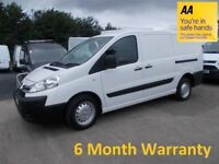 Citroen Dispatch 1200 Kg 2.0 Hdi 125 L2 H1 Enterprise with ONLY 26,000 Miles