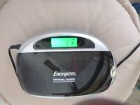 ACCU Energizer rechargeable battery charger