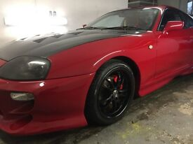 Toyota supra inovit alloy wheels 19 swap or sell