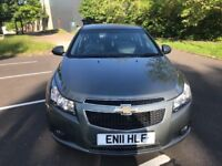Chevrolet CRUZE 1.6 PETROL AUTOMATIC WITH FULL SERVICE HISTORY,3M WARRANTY ENGINE N GEAR BOX