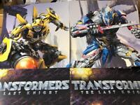 Transformers huge posters/murals