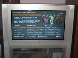 "Sony KV-28FX65 (28"" tube) television and Freeview receiver"