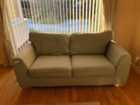 *** FREE 2 x 3 SEATER SOFAS IN GOOD CONDITION ****