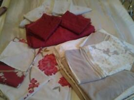 four double duvet covers.