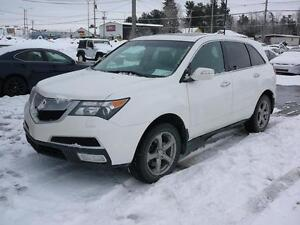 2010 Acura MDX Tech Pkg  DVD