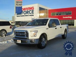 2016 Ford F-150 SuperCrew XLT 4X4 w/6.5' Box, 5.0L V8 Gas