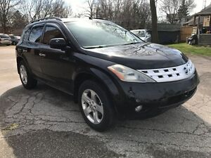 2004 Nissan Murano AWD - SAFETY INCLUDED
