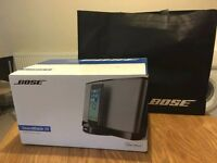 Bose Sound Dock Series III Speaker - (BRAND NEW - UNOPENED) - Apple lightning charger