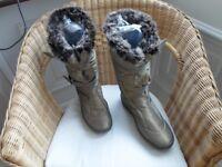 LADIES WARM WINTER BOOTS