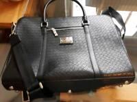 Genuine versace leather ladies brief case. Brand new
