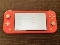 Nintendo switch litr
