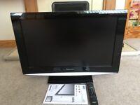 "32"" Panasonic viera LCD TV (TX-32LXD85)"