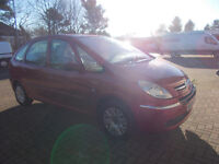 CITROEN XSARA PICASSO DESIRE MPV 2004 SPARES OR REPAIR NEEDS CLUTCH BARGAIN 250 *LOOK* PX/DELIVERY