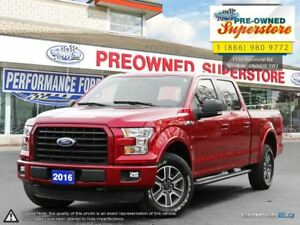 2016 Ford F-150 SPORT***NAV, BUCKETS, TOW PACKAGE***