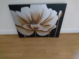 Beautiful flower painting