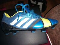 Adidas Nitrocharge 2.0 football boots - Size 8