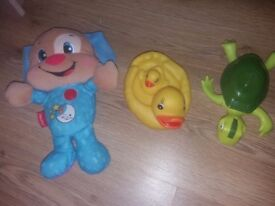 Mix of toys all in good condition