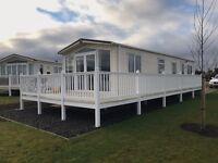 *Lake front*2 Bedroom luxury static caravan for sale,Haggerston castle Lakefront, Berwick,Haggerston