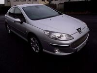 2006 ....PEUGEOT 407 SE HDi DIESEL...NOW SOLD.