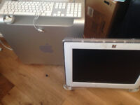 Mac Pro 8 core 2.8GHz 10GB RAM with Apple Keyboard and 20in Formac Monitor
